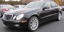 2008 Mercedes-Benz E550 4MATIC