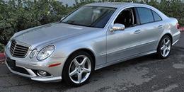 2009 Mercedes-Benz E550