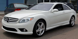 2013 Mercedes-Benz CL550