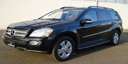 2012 Mercedes-Benz GL350 BLUETEC 4MATIC