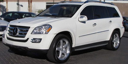 2009 Mercedes-Benz GL550
