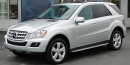 2010 Mercedes-Benz ML350 BLUETEC