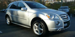 2010 Mercedes-Benz ML550