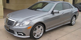 2012 Mercedes-Benz E550 4MATIC