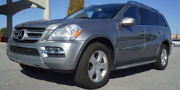2012 Mercedes-Benz GL450