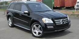2012 Mercedes-Benz GL550