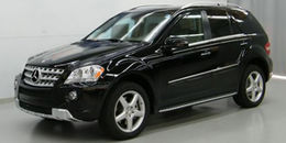 2011 Mercedes-Benz ML550
