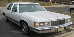 1990 Mercury Grand Marquis