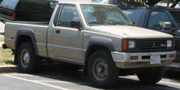 1991 Mitsubishi Mighty Max
