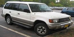 1998 Mitsubishi Montero