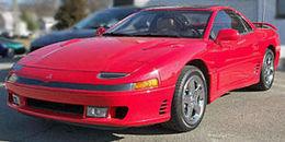 1993 Mitsubishi 3000GT SL