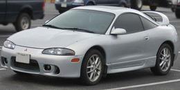 1996 Mitsubishi Eclipse GSX