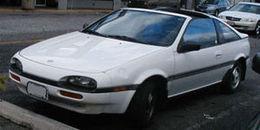 1991 Nissan NX