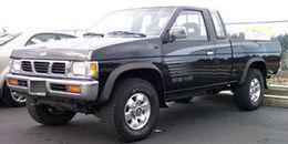 1995 Nissan Pickup (D21)
