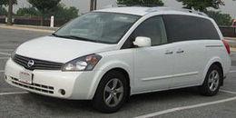 2008 Nissan Quest