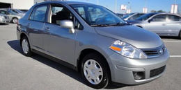 2012 nissan versa reviews and owner comments. Black Bedroom Furniture Sets. Home Design Ideas