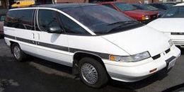 1990 Oldsmobile Silhouette