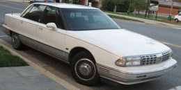 1996 Oldsmobile 98