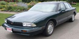 1998 Oldsmobile Regency