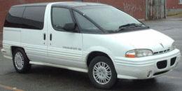 1995 Pontiac Trans Sport