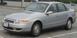 2001 Saturn L300