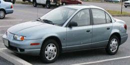 2002 Saturn SL2