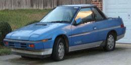 1990 Subaru XT