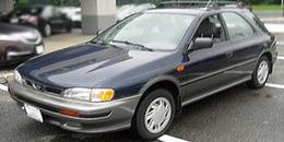 1996 Subaru Impreza Outback