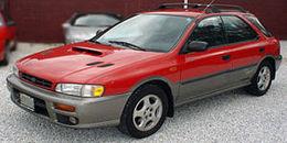 2000 Subaru Impreza Outback