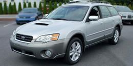 2007 Subaru Outback XT