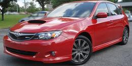 2009 Subaru Impreza WRX