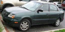 2001 Suzuki Esteem