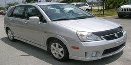 2007 Suzuki Aerio