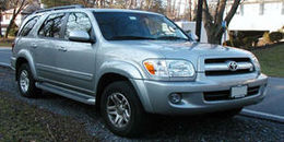 2005 toyota sequoia reviews and owner comments. Black Bedroom Furniture Sets. Home Design Ideas