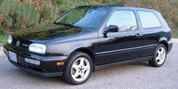 1993 Volkswagen GTI