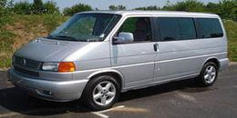 1999 Volkswagen EuroVan