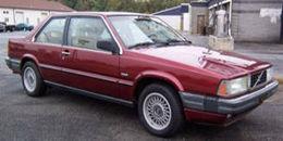 1991 Volvo 780