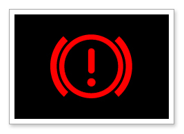 Brake Fluid Level Warning Light