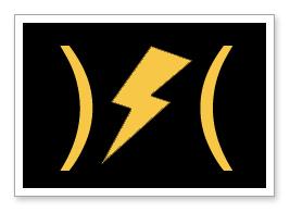 Throttle Control Warning Light