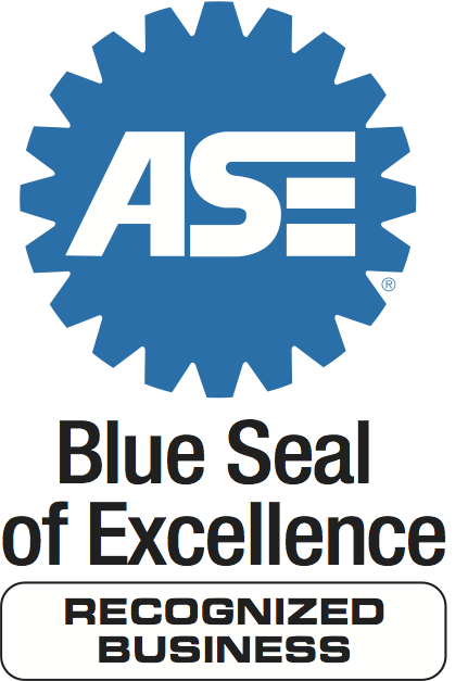 ASE Blue Seal Logo