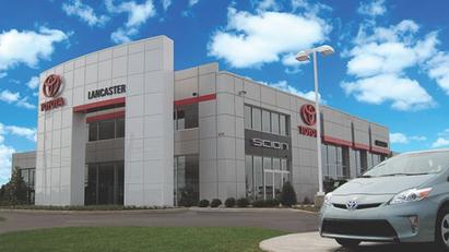 Lancaster Toyota Mazda