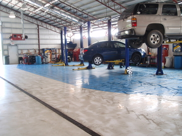 Hauke's Autocare LLC - We keep our shop clean to keep your car clean.
