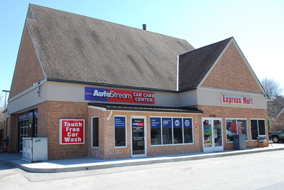 AutoStream Car Care - Ellicott City - Exterior Shot