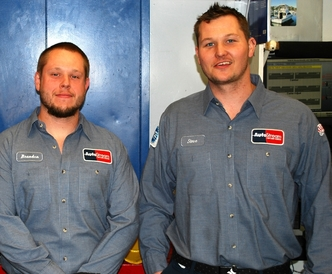 AutoStream Car Care - Ellicott City - Technicians, Brandon Flook/Steve Brown