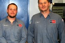 AutoStream Car Care - Ellicott City - Technicians, Brandon Flook/Steve Brown