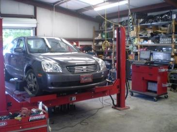 F. I. Motors Muffler & Auto Repair