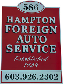Hampton Foreign Auto Service - Located on Rt 1 in Hampton, NH