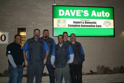 Daves Automotive Inc