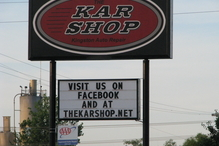 The KAR Shop
