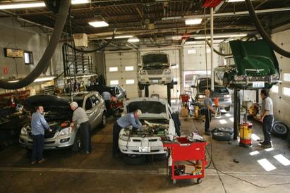 Naper Auto Works